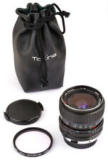 For Olympus OM: 25-50mm 1:4 Tokina RMC Japan ! Wie NEU condition A/A-, like NEW!
