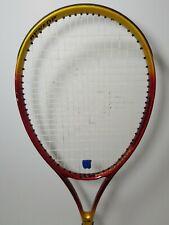 Dunlop Tennis Racquet Oversize John McEnroe 4 1/2 Championship Needs Grip Tape