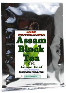 Assam Black Tea 50 & 100 grams CTC Premium Quality