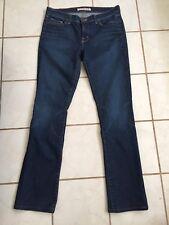J Brand NEW! Women's Dark Wash Boot Leg Jeans in Cry Sz 31x32 NWOT!