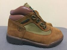 Timberland  40729 Youth  Little Kids Brown Lifestyle Field Boots size US 12.5