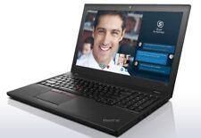 """Lenovo ThinkPad T560 15,6"""" FHD Core i5-6200U, 256GB SSD, 8GB Ram Win10 T570 T580"""