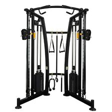 BARBARIAN Functional Trainer BBP-FT Cable Crossover Gym Station Weight Stack
