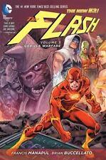 The Flash Vol. 3: Gorilla Warfare (The New 52) by Manapul, Francis, Buccellato,