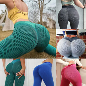 Women Fitnes Tiktok Legging Sexy Push Up High Waist seamless Activewear Pants MM