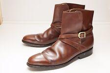 Allen Edmonds St. George 11 AAA Brown Boots Dress Shoes Men
