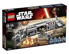 LEGO 75140 Resistance Troop Transport™ - STAR WARS 8-14anni