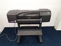 "HP DesignJet 800PS Ink Jet Large-format Colour Printer 24"" Multifunction Printer"