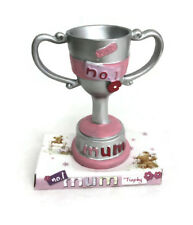 No.1 Mum Trophy Cup - Mother's Day Mummy Mom You're No.1 Mum Present Gift Award