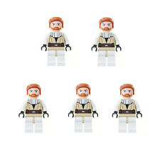 Lot of 5 Lego Star Wars Obi-Wan Kenobi Loose Mini Action Figure