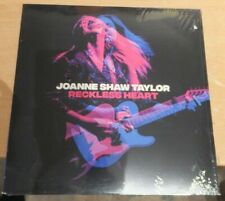 Joanne Shaw Taylor - Reckless Heart -Pink & Blue Vinyl Brand  Records LPs