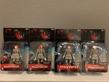 "IT Chapter 2 Pennywise Complete Series 1 Action Figure 5"" Set Of 4 PhatMojo Toy"