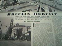 ephemera 1941 ww2 german bombing a chance to build a beautiful britain article