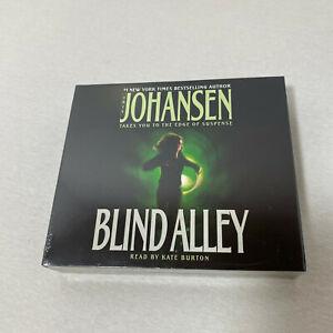 BLIND ALLEY by Iris Johansen Audio Book Best Seller Abridged 2004 - BRAND NEW