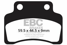 FIT TAMORETTI  Stealth 125  EBC FRONT CARBON BRAKE PADS