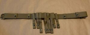 Spec Ops Coyote Tactical Belt with MOLLE Attachments Brand New