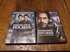 Sherlock Holmes 1 & 2 Dvd