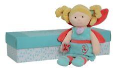 Doudou Peluche  Fée Doll Poupée fille Mlle Bleuet papillon doudou et compagnie