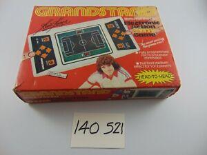Kevin Keegan Grandstand red LED Vintage handheid electronic football Game boxed