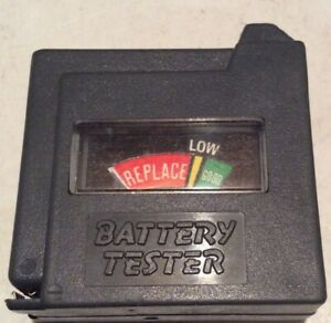 battery tester for small batteries