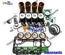 S770 S850 A770 overhaul rebuild kit for Bobcat steer loader engine repair parts