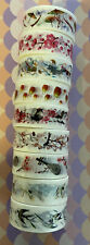 Washi Tape Beautiful Designs Cherry Blossoms New