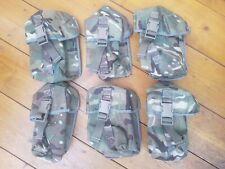 6X British Army Osprey MK4 UGL (8 ROUND) Pouch - MTP - Super Grade 1 - Genuine