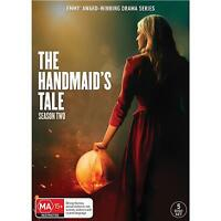 Handmaids Tale, The - Season 2 (SP Cover) (DVD) (2018) (Region 4) New Release