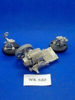 WH40K - Space Orks - Lobba Incomplete & Crew - Metal WK320