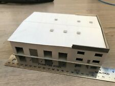 N scale Laser cut building - Truck maintenance shop, repair facility