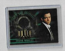 Outer Limits Sex Cyborgs Science Fiction 2003 Costume card Cc6 Frank Whaley