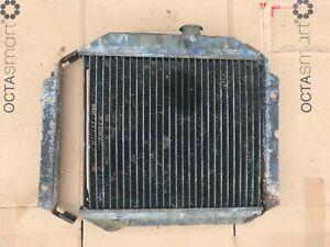 Ford Escort/RS2000/Cortina/Capri type radiator - side bracket loose