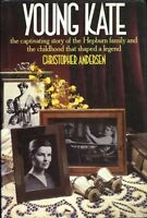 Young Kate: The Captivating Story of the Hepburn Family and the Childhood #Z090