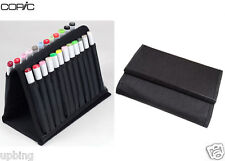 Copic Portable 24-Piece Storage Marker Pens Wallet Carrying Case Empty Box