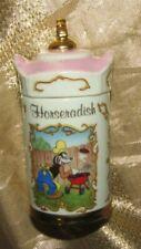 Walt Disney -Lenox Spice Jar Collection-Horseradish - Goofy 1995- Nwot