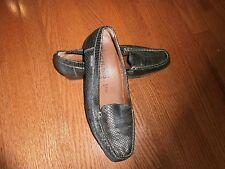 Mephisto gray/gold snakeskin loafer 10 41 Jenda? Jaida?   shoe EUC