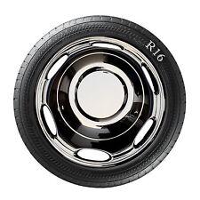 Taxi Chrome Wheel Trims 16 inch Fits LTI TX1 TX2 FAIRWAY  BOMBER TAXI LONDON CAB