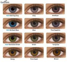 2pcs/pair 3 Tone Series Colored Eye Lenses for eyes Colored Eye Lenses Color