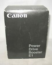 Canon Power Drive Booster E-1 for EOS -1