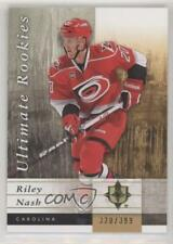 2011-12 Ultimate Collection /399 Riley Nash #69 Rookie