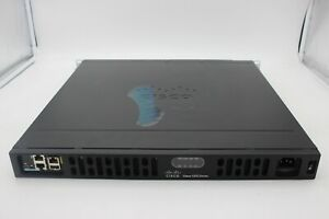 USED Cisco ISR4331-SEC/K9 Integrated Services Router w/ Security Bundle SEC Lic