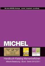 Michel Katalog/Handbuch Markenheftchen Bund 2011 - NAGELNEU!!