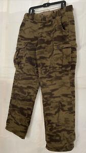 Vintage Columbia Wool Blend PHG Gallatin Range Camo Pants 36 X 33 Men's Hunting