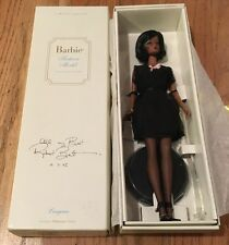 Barbie Mattel Silkstone Lingerie #5 Fashion Model #56120 SIGNED BY ROBERT BEST