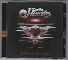 Heart - Red Velvet Car - CD (Legacy 2010)