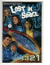 1991-1993 Lost in Space Comic Book Collection- Innovation Comics- Vg+/Nm!