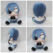 "12"" Hot Black Butler Kuroshitsuji Ciel Phantomhive Soft Plush Stuffed Doll Toys"