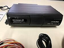 Alpine Car Audio 1Din 6 DVD Disc Changer & Player DHA-S690 JAPAN used