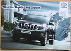 rare catalogue Nouveau Toyota Land Cruiser (3 et 5 portes) - 04/2014 - 36 pages