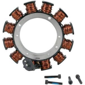 Drag Uncoated 18 Amp Alternator Stator Harley Shovelhead 76-80 Repl OEM 29965-75